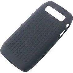 OEM BlackBerry Silicone Skin Cover for BlackBerry Pearl 3G 9100 9105, Black Wonka (Wireless Phone Accessory)  http://www.picter.org/?p=B003NYXK8Y