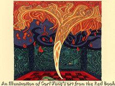 Carl Jung Red Book Illumination #63