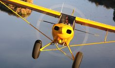 I've always been a big fan of aviation history. No other airplane is a better representation of general aviation history than a Piper Cub. Piper Aircraft, Bush Pilot, Light Sport Aircraft, Bush Plane, Air Festival, Private Plane, Vintage Airplanes, Aircraft Design, Aircraft Pictures