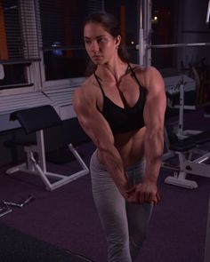 A picture of Slava Galagan. This site is a community effort to recognize the hard work of female athletes, fitness models, and bodybuilders. Female Biceps, Muscular Women, Muscle Girls, Crossfit Athletes, Gym Girls, Female Athletes, Fitspiration, Fit Women, Strong Women