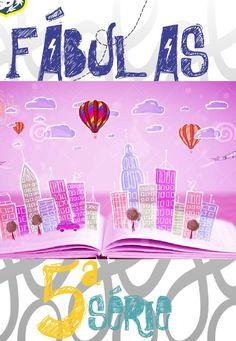 #ClippedOnIssuu from Livro Fábulas.  5a Série. Primeiro Livro Digital. Produção do alunos da 5a série do Colégio São José. Parabéns.