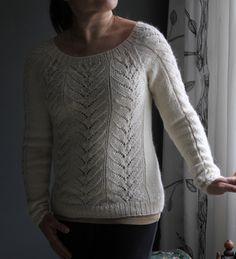 Ravelry: Olki pattern by Elina Hänninen - free knitting pattern Ravelry Free Knitting Patterns, Hand Knitting, Crochet Patterns, What Is Fashion, Knitting Projects, Knitwear, Knit Crochet, Sweaters For Women, Sweaters Knitted