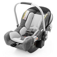 Stokke® PIPA™ by Nuna® Infant Car Seat with Base in Black Melange - BedBathandBeyond.com