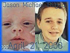 Jason Michael Duggar  April 21, 2000