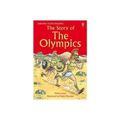 With the 2012 Olympics coming up in July, we'll be doing a series of activities celebrating and honoring Olympic history and tradition. A phenomenal start