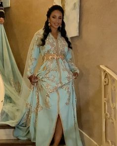 Bridal Makeup, Hijab Fashion, Morocco, Sari, Couture, Wedding, Beauty, Style, Kaftan Pattern