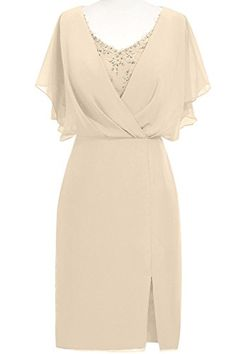 ORIENT BRIDE Modern Scoop Short Sleeve Sheath Mother of the Bride Dresses Size 2 US Champagne ORIENT BRIDE http://www.amazon.com/dp/B00Z5OHATU/ref=cm_sw_r_pi_dp_m3SPvb0TT98YE