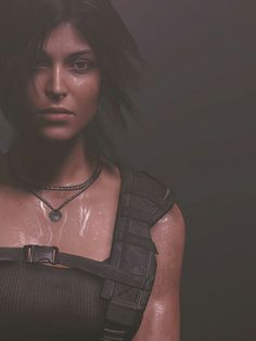Lara Croft from Shadow of the Tomb Raider Tomb Raider Pc, Tom Raider, Tomb Raider Lara Croft, Tomb Raider Cosplay, Nathan Drake, Geeks, Rise Of The Tomb, Russian Beauty, Female Character Design
