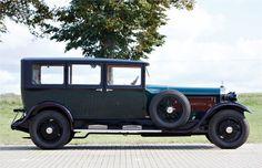 Audi 18/70 PS Typ M