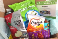 Hace unas semanas probamos la cajita con snacks gratis de Amazon y aquí compartimos nuestra experiencia. Todo fue gratis.