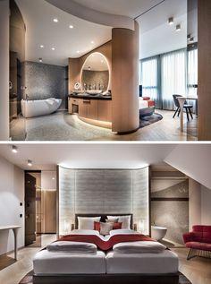 110 Hotel Rooms Ideas Hotels Room Hotel Interior Design