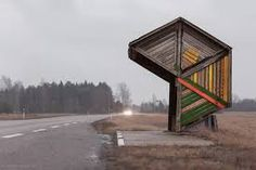 Image result for cool bus stops