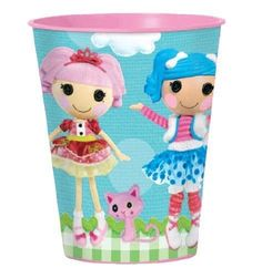 Lalaloopsy Party Souvenir Cups 12 Pack by Lalaloopsy, http://www.amazon.com/dp/B00BVQPSD6/ref=cm_sw_r_pi_dp_yBcArb0M3Z5YD - $12.24