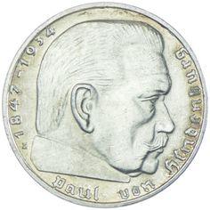 2 Reichsmark 1938 E