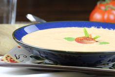 The Rawtarian: Raw tomato soup recipe