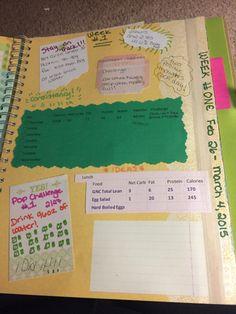 my diy weightloss diary  diet  pinterest  weight loss