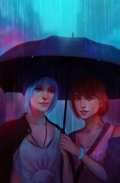 Max and Chloe umbrella by Withoutafuss on DeviantArt