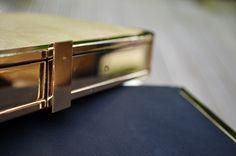 Gold clutch £40,