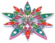 Quilling by Victoria Brewer Pure Designs