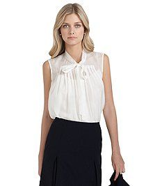 Brooks Brother. Delicate Blouse. Love.