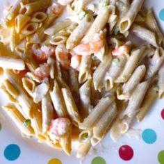 Creamy Shrimp Pasta - Allrecipes.com