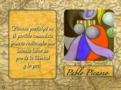 CO : (00.48 mn) biografia de Pablo Picasso, pintor español considerado uno de los artistas más importantes del siglo XX - YouTube