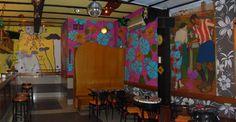 La Viña Spaces, Painting, Art, Painted Walls, Murals, Art Background, Painting Art, Kunst, Gcse Art