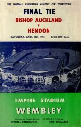 Hendon FC at Wembley; Hendon Football Club are a famous non league club. They have played 8 times at Wembley Stadium including five Amateur Cup finals. Here are photos of their Wembley appearances. Bishop Auckland, North East England, Wembley Stadium, Local History, Vintage Stuff, Durham, Finals, Empire, Marketing
