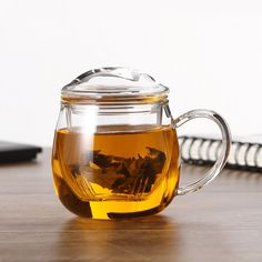 Heat resistant clear tea cup with lids wholesale,Heat resistant clear tea cup…