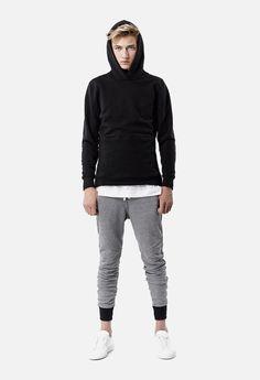 Hooded Villain / Pitch Black