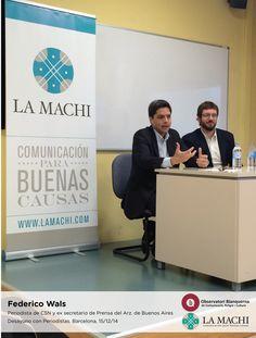 Lic. Federico Wals explica cómo era el Papa Francisco con los medios en el Arzobispado de Buenos Aires