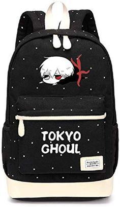 New Siawasey Japanese Anime Tokyo Ghoul Cosplay Backpack Rucksack Daypack Bookbag Laptop School Bag online shopping - School Bags Online, Bags Online Shopping, Online Bags, Toddler Backpack, Backpack For Teens, Otaku, Girl Backpacks, School Backpacks, Anime Ninja