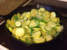 Sizzlin' Zucchinis, With an Amish Twist - Amish Recipes Oasis Newsfeatures