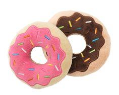 Donut Dog Toys by FuzzYard