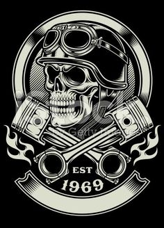 vintage motorcycle tattoos - Google Search: