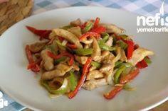 Tavuk Fajita – Nefis Yemek Tarifleri