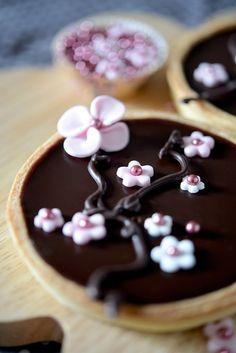 Tarte blossom chocolat