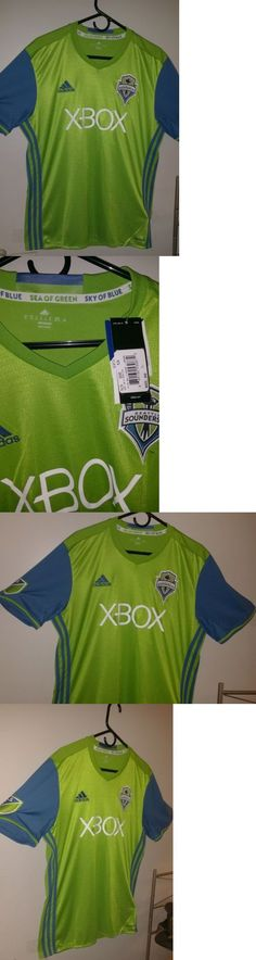 Soccer-MLS 2888: Adult Xl Seattle Sounders Fc Adidas 2016 Replica Jersey New W T -> BUY IT NOW ONLY: $55.99 on eBay!