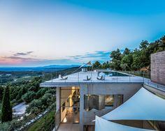 maison d'architecte 12 pièces en vente sur GORDES (84220)