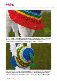 Lamma---Alan Dart : 네이버 블로그 Alan Dart, Sewing Crafts, Knitting Patterns, Crochet Hats, Toys, Design, Amigurumi, Animales, Tricot