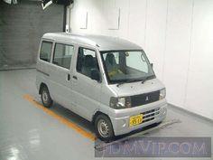 2002 MITSUBISHI MINICAB VAN  U61V - http://jdmvip.com/jdmcars/2002_MITSUBISHI_MINICAB_VAN__U61V-9qyDHGAobOwVTL-60920