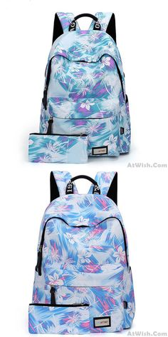 Cheap Leisure Flower Women Canvas Travel Rucksack Abstract School Laptop Bag Backpack For Big Sale!Leisure Flower Women Canvas Travel Rucksack Abstract School Laptop Bag Backpack is the new fashion schoolbag. Leather Backpacks For Girls, Cute Backpacks, Girl Backpacks, School Backpacks, Best Laptop Backpack, Backpack Online, Laptop Bag, Backpack Bags, High School Bags