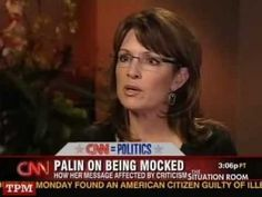 Sarah Palin: Who Wrote That One? Who Wrote It? Part Two