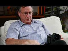 The Canon 5D Mark II with photographer Ken Taranto