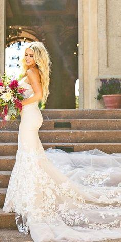 Wonderful Perfect Wedding Dress For The Bride Ideas. Ineffable Perfect Wedding Dress For The Bride Ideas. Elegant Wedding Dress, Perfect Wedding Dress, Dream Wedding Dresses, Elegant Dresses, Wedding Gowns, Wedding Ceremony, Wedding Bride, Glamorous Wedding, Wedding Inspiration