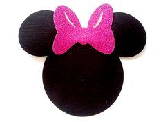Minnie Mouse cake idea