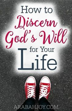 How to discern God's will for your life when the Bible does not literally state what to do or not do.