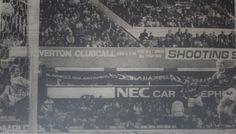 12 April 1993 Stuart Barlow thunders home Everton's second against QPR