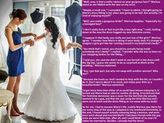 Wedding Captions, Girly Captions, Tg Captions, Feminization Stories, Captions Feminization, Transgender Captions, Tg Stories, Feminized Boys, Fantasy Pictures