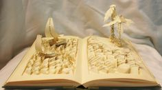 Sculptures that Leap Off the Page!